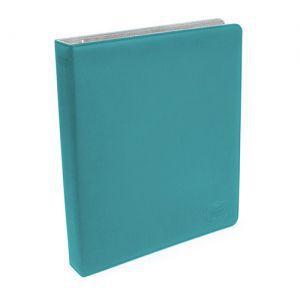 Portfolios  Supreme Collector's Album - Xenoskin Slim - Bleu Pétrole