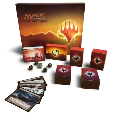 Decks Magic the Gathering Deck Magic - Planechase : Anthology