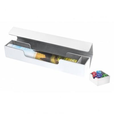 Tapis de Jeu Accessoires Pour Cartes Deck Box Ultimate Guard - Flip'n'tray Play Mat Xenoskin - Blanc - Acc