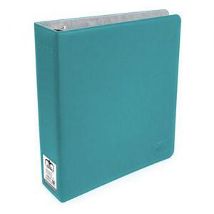 Classeurs et Portfolios Accessoires Pour Cartes Collector Supreme - 3 Anneaux Xenoskin - Bleu Pétrole