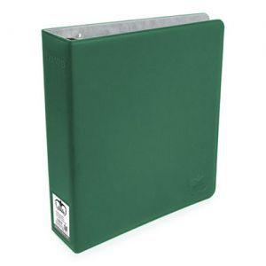 Classeurs et Portfolios Accessoires Pour Cartes Collector Supreme - 3 Anneaux Xenoskin - Vert