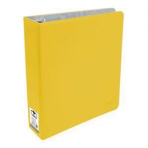 Classeurs et Portfolios Accessoires Pour Cartes Collector Supreme - 3 Anneaux Xenoskin - Jaune