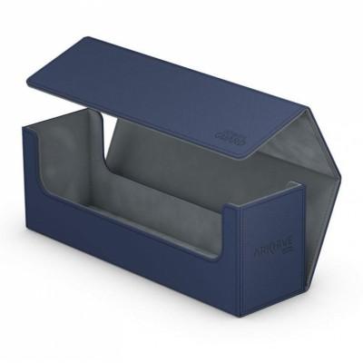 Boites de Rangements Accessoires Pour Cartes Deck Box - ArkHive Flip Case XenoSkin 400 - Bleu