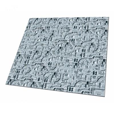 Tapis de Jeu Accessoires Pour Cartes Tapis De Jeu Ultimate Guard - Playmat - Battle-mat 3' Starship 91x91 - Acc