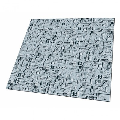 Tapis de Jeu  Playmat - Battle-mat 3' Starship 91x91