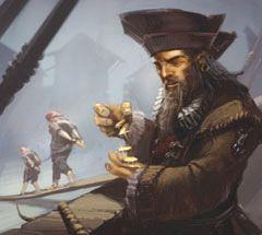 Pirates of the South China Seas Pirates 107 - Pension (Treasure) - Pirates of the South China Seas