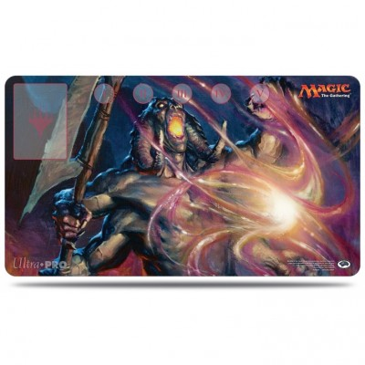 Tapis de Jeu Magic the Gathering Commander 2016 - Playmat - Yidris, porteur du Maelstrom