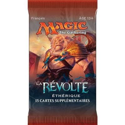 Boosters Magic the Gathering La Révolte Ethérique