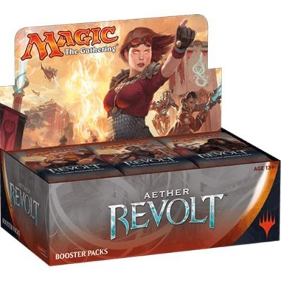 Boites de Boosters Aether Revolt - Boite de 36 boosters Magic