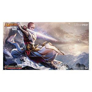 Tapis de Jeu Magic the Gathering Playmat Promo - Grand Prix - Paris 2015