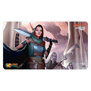 Tapis de Jeu Magic the Gathering Playmat Promo - Grand Prix - Paris 2016