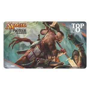 Tapis de Jeu Playmat Promo - Ptq Top8 - Dragons Of Tarkir