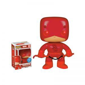 Figurines Funko POP!  MARVEL - Funko POP Vinyl - 90 - Daredevil Red