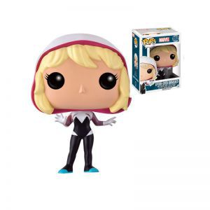 Figurines Funko POP!  MARVEL - Funko POP Vinyl - 152 - Spider-Gwen