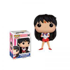 Figurines Funko POP! Accessoires Pour Cartes Sailor Moon - Funko POP Vinyl - 92 - Sailor Mars