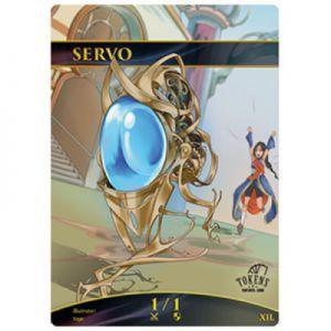 Tokens Magic Accessoires Pour Cartes Token/jeton Foil - Servo