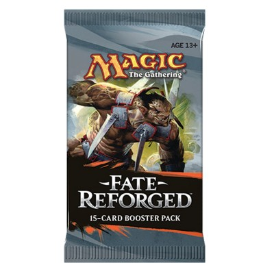 Boosters Fate Reforged - FRF - Booster de 15 Cartes Magic
