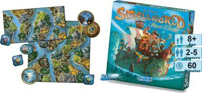 Smallworld Jeux de Plateau Smallworld - River World