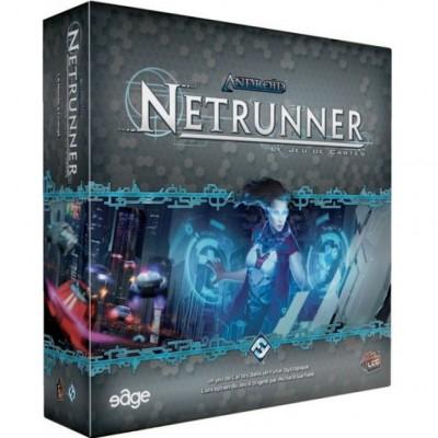 Android Netrunner Android Netrunner - Le Jeu de crates - (en Français)