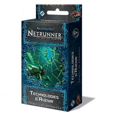 Android Netrunner Autres jeux de cartes Android Netrunner - Le Jeu de cartes - Technologies d'Avenir - (en Français)