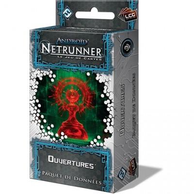 Android Netrunner Autres jeux de cartes Android Netrunner - Le Jeu de cartes - Ouvertures - (en Français)