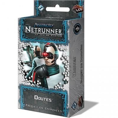 Android Netrunner Android Netrunner - Le Jeu de cartes - Doutes - (en Français)