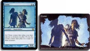 Grande Carte Oversized Magic the Gathering Oversized Box Toppers - Clone