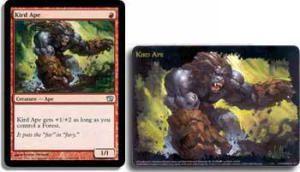 Grande Carte Oversized Oversized Box Toppers - Kird Ape
