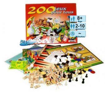 Autres jeux de plateau Jeux de Plateau 200 Jeux pour Tous - Ducale
