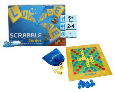 Autres jeux de plateau Jeux de Plateau Scrabble Junior