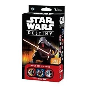 Star Wars Destiny Autres jeux de cartes Star Wars Destiny - Starter Kylo Ren (en Français)