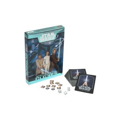Thème : Espace Jeux de Plateau Jeux de cartes Star Wars - Pack de découverte (en français)