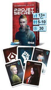 Autres jeux de plateau Jeux de Plateau The Resistance - Projet Secret