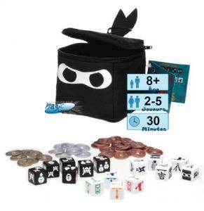 Autres petits jeux Petits Jeux Ninja Dice