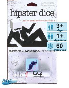 Autres petits jeux Hipster Dice