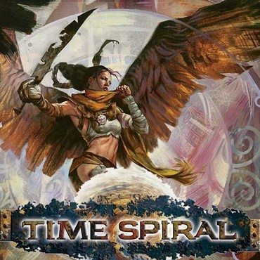 Collections Complètes Magic the Gathering Time Spiral - Set Complet