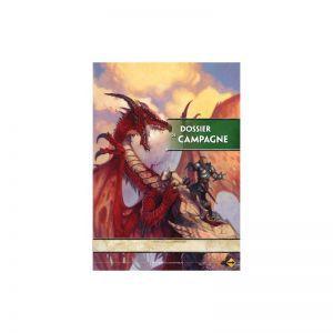 Nouveauté JdR Jeux de rôle Dungeons & Dragons 4 - Dossier de Campagne