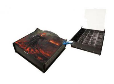 Boites de rangement illustrées Accessoires Pour Cartes Box e-Raptor - Trading Card Storage Ultimate Box - Fire Revenant - ACC