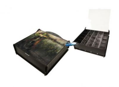 Boites de rangement illustrées Accessoires Pour Cartes Box e-Raptor - Trading Card Storage Ultimate Box - Death King - Acc