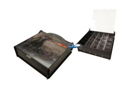 Boites de rangement illustrées Accessoires Pour Cartes Box e-Raptor - Trading Card Storage Ultimate Box - Death Army - ACC
