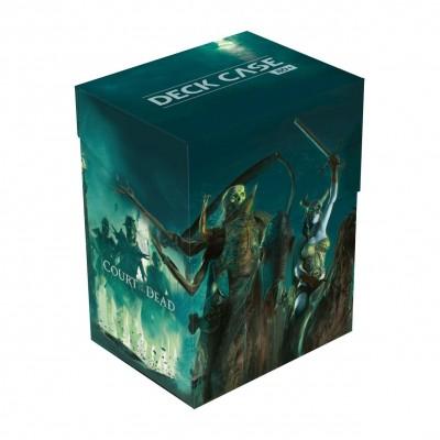 Boites de rangement illustrées Deck Case 80+ - Court of the Dead - Underworld United