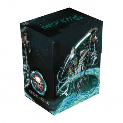 Boites de rangement illustrées  Deck Box - Court of the Dead - Death