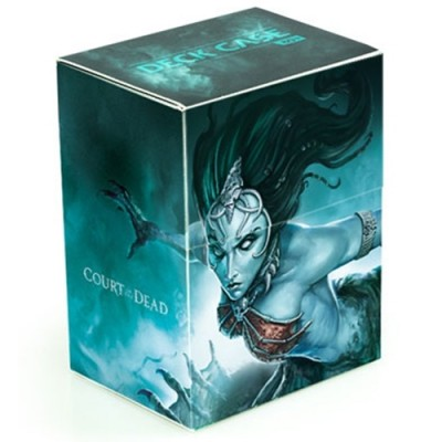 Boites de rangement illustrées  Deck Box - Court of the Dead - Death's Siren