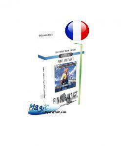 Final Fantasy Autres jeux de cartes Final Fantasy - Opus I - (série 1) - Starter Deck Ffx - (en Français)