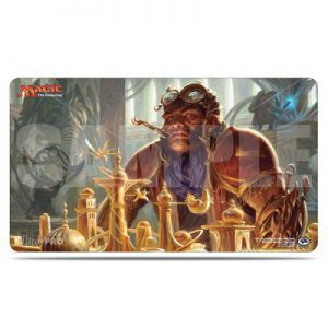 Tapis de Jeu Magic the Gathering La Révolte Héthérique - Playmat - Sram, Chef édificateur