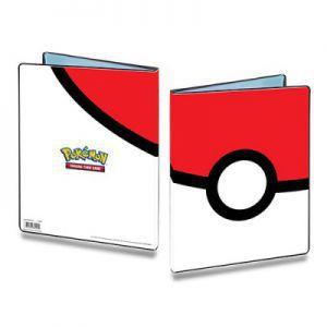 Classeurs et Portfolios Accessoires Pour Cartes Portfolio Ultra Pro - A4 Pokemon - Pokéball - ACC