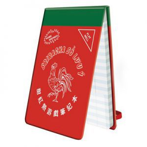 Dés et compteurs Score Keeping - Life Pad - Sriracha