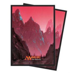 Protèges Cartes illustrées  Unhinged - 80 Pochettes - Montagne