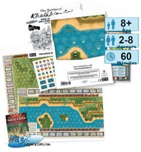 Autres jeux de plateau Jeux de Plateau Mémoire 44 - The Battles of Khalkhin-Gol