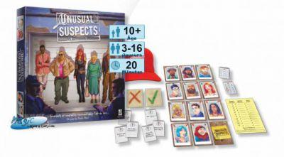 Autres jeux de plateau Jeux de Plateau Unusual Suspects